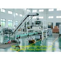 High Speed Powder Linear Filling Machine Automatic Weigh Filler Packaging Machine