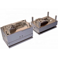 Cold Runner DME SKD61 Single Cavity Mould For Plastic Auto Parts Manufactures