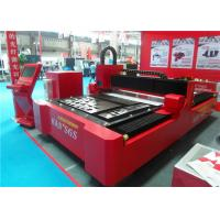 IP54 Metal Laser Steel Pipe Cutting Machine with Free Software Upgrading Service