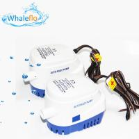 China Whaleflo DC 12V 750GPH Automatic Water Bilge Pump For Boat Submersible with Float Switch Marine / Bait Tank / Fish on sale