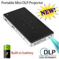 Best Price Light Weight Mini DLP Projector With HDMI USB Compatible For iPhone Smart Phone Manufactures