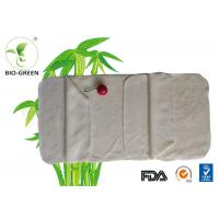 Multi Function Precious Bamboo Baby Wipes Easy To Wash And Dry 25*25cm Manufactures