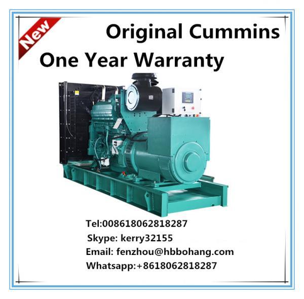 Quality 500kva/400kw low fuel consumption diesel generator set for sale