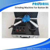 Buy cheap Pneumatic integral rod drill steel grinder and chisel bit sharpener from wholesalers