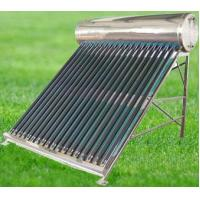 Buy cheap solar hot water system from wholesalers