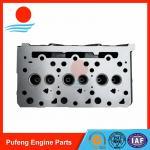 Kubota D1703 D1705 cylinder head 16444-03045 16467-03049 16467-03050 L2900 L3300 L3410 L3430 Manufactures
