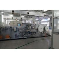 Full Automatic Wet Wipes Production Line 300 Piece Every Minute Width 40-100mm Manufactures