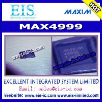 Cheap MAX4999 - MAXM - USB 2.0 Hi-Speed Differential 8:1 Multiplexer - Email: sales009@eis-ic.co for sale