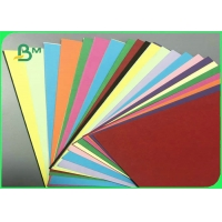 12 * 12inch 180GSM 220GSM Craft Material Colorful Card Stock Manufactures