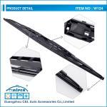 "Teflone Coating Car Wiper Parts , Auto Windshield 24"" / 26"" Wiper Blades Manufactures"