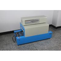 Model no BS-250 Shrink  packaging machine, Steel of material,Blue with White color Tunnel  size 250x150mm Manufactures