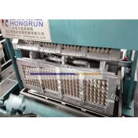 Easy Operate Egg Carton Maker , Egg Carton Box Making Machine 35m*15m*6m Manufactures