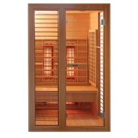 3people far infrared sauna room Manufactures