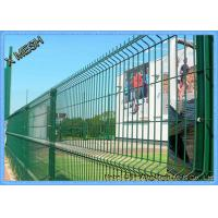 Perimeter Coated Welded Wire Fence Steel-P0005
