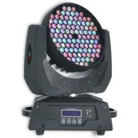 108X3w RGBW LED Night Club Wash Moving Head Manufactures