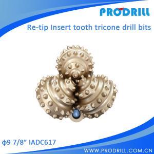 "9 7/8""IADC617 TCI tricone drill bits Manufactures"