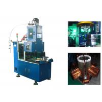AC stator coil maker 2 poles 4 poles 6 poles statorautomatic vertical coil winding machine Manufactures