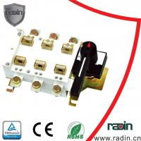 Un Grounded 3 Pole Isolator Switch , 400A Single Gl Throw -I n On Load Switch Manufactures