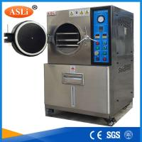 Accelerated Pressure Aging Test Environmental Test Chamber Steam Natural convection circulation Manufactures