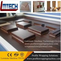 Combine Vacuum Membrane Press Machine With Heating Forming Manufactures