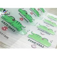 Cold Peel Matte Heat Transfer Film For Offset Printing Plastisol Heat Transfer With Water-based/Oil-based/Plastisol Inks Manufactures