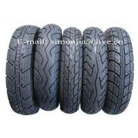 Motorcycle Tubeless Tyres 3.50-10 Manufactures