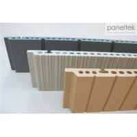 Textured Terracotta Panel System300 - 1500mm Length With Earthquake Resistance Manufactures