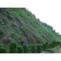 Durable carbon steel slope stabilisation mesh rockfall protection systems Manufactures