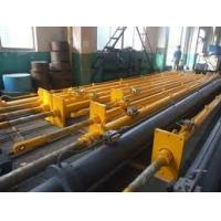 Hang Upside Down Double Acting Hydraulic Cylinder with easy maintenance for flat gate Manufactures