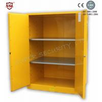 China Flammable Liquid Storage Cabinet in  labs,university, minel, stock,research department on sale