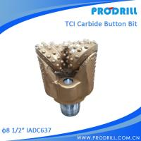 """8 1/2""""IADC637 Rotary blast hole drill bits Manufactures"""