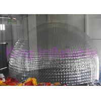 Dome Custom Inflatable Bubble Tent , Overall Transparent Inflatable Yard Tent Manufactures