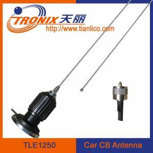 27mhz radio cb antenna/ magnetic mount cb car antenna/ car cb antenna TLE1250 Manufactures