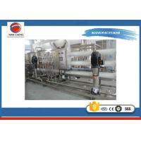 China Drinking Water Reverse Osmosis Filter System , Stainless Steel 6000L Purified Water System on sale