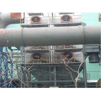 High Efficiency Industrial Mechanical Cooler Equipment , Dust Collector Equipment  For Slag Manufactures
