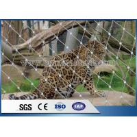 Stainless Steel Wire Mesh,Stainless Steel Rope Net For Zoo Animal enclosure Manufactures