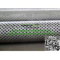Quality API 5CT perforated large diameter spiral steel pipe on sale China Oasis factory for sale