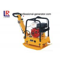 China 9 HP Reversible Plate Compactor with Gasoline Engine 30kn Force LCR160 on sale