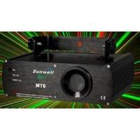 2012 New design Sound activated RB firefly effect laser Lighting for disco, Clubs Manufactures