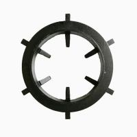 Buy cheap HB-13 Custom Cleaning Cast Iron Grill Gas Stove Grates for Outdoor use or for from wholesalers