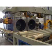 Single Screw PE HDPE Plastic Tube Extrusion Machines For Water Hose Pipe Making Manufactures