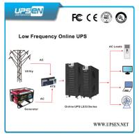 China 3phase Lf Online UPS Power with True Galvanic Isolation Transformer Design on sale