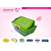 8mm Thickness Regular Sanitary Napkins Fluorescence & Formaldehyde Free Type Manufactures