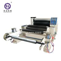 Automatic Edge Correction Embossing Machine For Nonwoven Fabric Material Manufactures