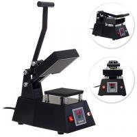 Small size label heat press machine on sale Manufactures