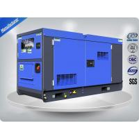 Cheap 3 Phase Diesel Generator Set Turbocharged Soudproof With Cummins Diesel Engine for sale