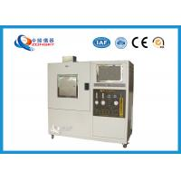 Baking Finish Plastic Smoke Density Chamber With ISO565 Certification Manufactures