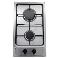 30cm Stainless steel built in domino gas hob Manufactures