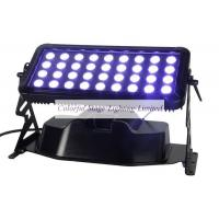 36*10W RGBW 4 in 1 Waterproof LED City Color Manufactures