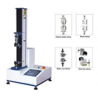 Electronic Lab Testing Equipment Multiple Clamps Force And Elongation Display Manufactures